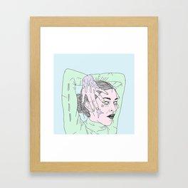 Ch-Ching Framed Art Print