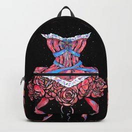 Ballerina dress Backpack