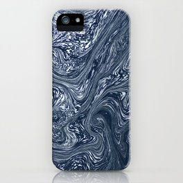 Baptism River Foam 1 iPhone Case