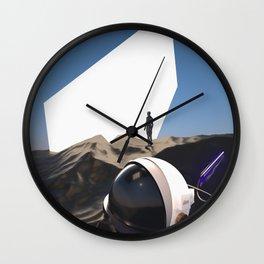 Naute #1 Wall Clock