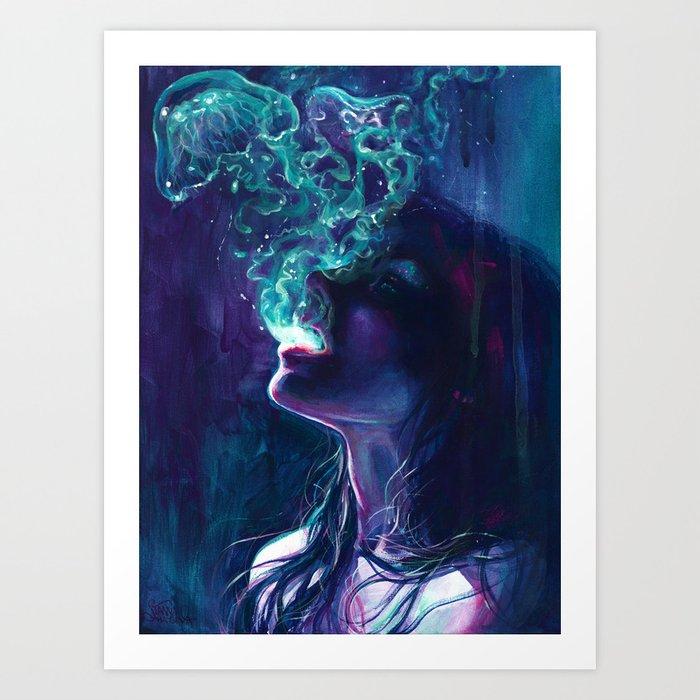 The Ghostmaker Art Print