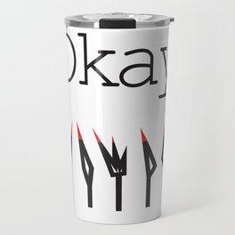 Subtext (mad) Travel Mug