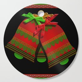 Christmas Bells Cutting Board