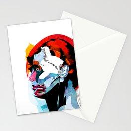 girl_220512 Stationery Cards