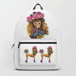 Poodle Dee Doo Backpack