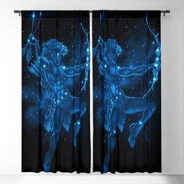 Blue Orion Blackout Curtain