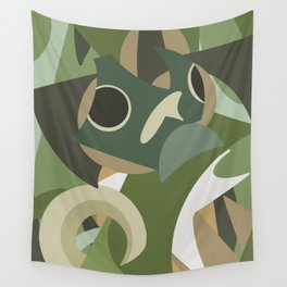Shapes of Bruce Wall Tapestry