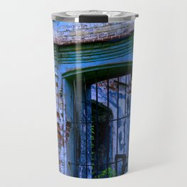 Window The Ensemble of the Monastery of Deposition of the Robe (16th - 20th centuries) Travel Mug