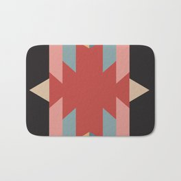 Red Star - Style Me Stripes Bath Mat