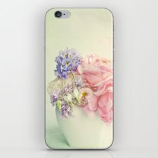 tiny spring bouquet iPhone & iPod Skin