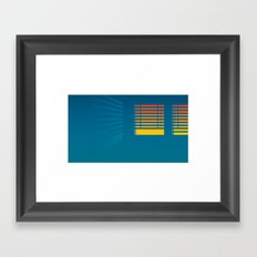 ThanksGodForThisDayAmen Framed Art Print