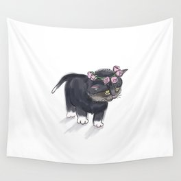 Little Cat Wall Tapestry