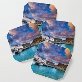 San Sebastian Coaster
