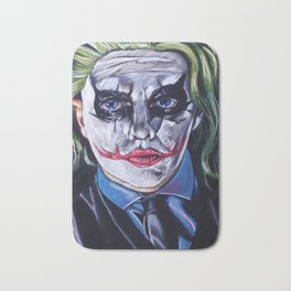 JOKER - SELF PORTRAIT Bath Mat