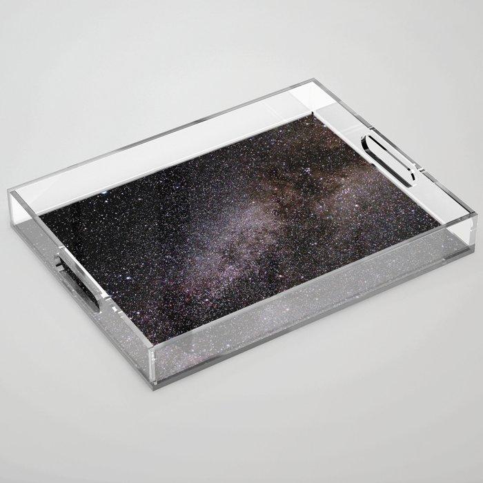 The Milky Way Acrylic Tray