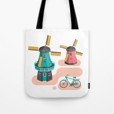 Holland Icon Tote Bag
