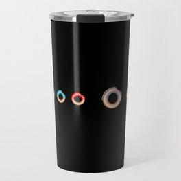 Solar System Donuts Travel Mug