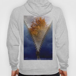 autumn days Hoody