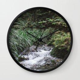 HUTAN SIMPAN AYER HITAM Wall Clock