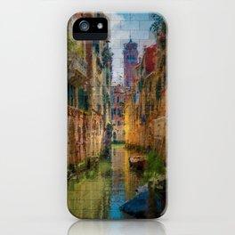 Italian Graffiti - Venice iPhone Case