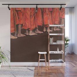 Drop Off Wall Mural