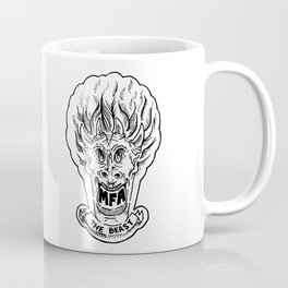 MFA: The Beast Coffee Mug