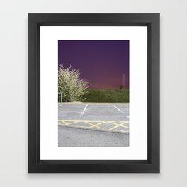 Urban Landscape Framed Art Print