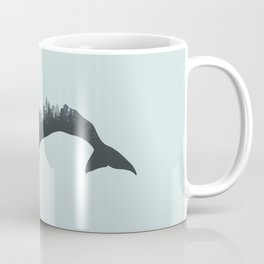 The Forest In The Whale Coffee Mug