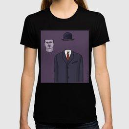 """The Unwanted Pilgrim"" (Syria) T-shirt"