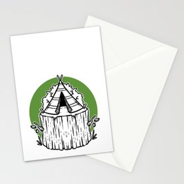 Go Wild... Stationery Cards