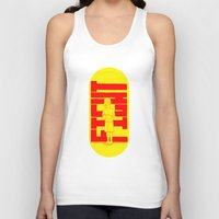 fight Tank Tops featuring Fight by Prince Arora