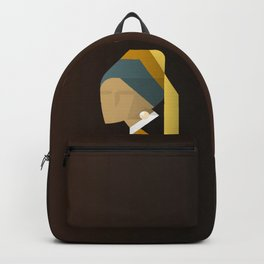 Painted Girls #3 Backpack