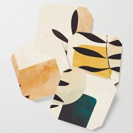 Abstract Elements 20 Coaster