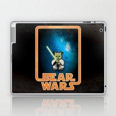 Bear Wars - the Wise One Laptop & iPad Skin