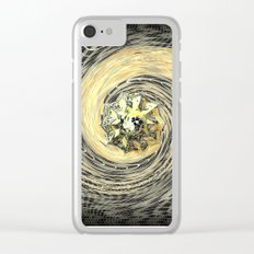 Star world Clear iPhone Case