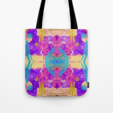 GLITCH  Tote Bag