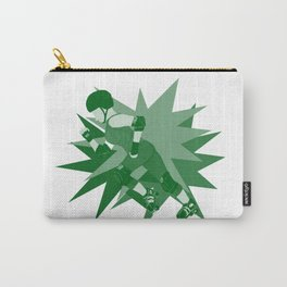 Roller Derby Girl Carry-All Pouch