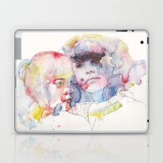 looking for you in my own color wave Laptop & iPad Skin