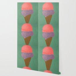 Ice Cream Snow Cone Wallpaper