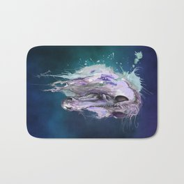 Purple Horse Bath Mat