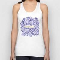 french Tank Tops featuring Pardon My French  by Cat Coquillette