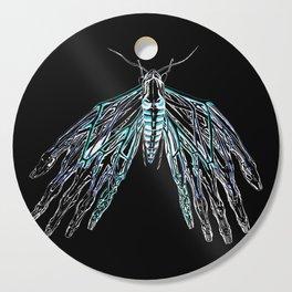 Anatomical Moth 2 Cutting Board
