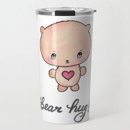 Bear Hug! Travel Mug