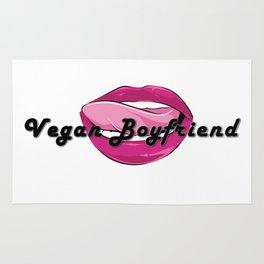 Vegan Boyfriend Rug