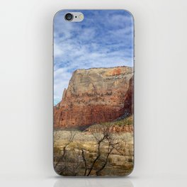 Zion National Park Landscape iPhone Skin
