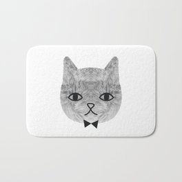 The sweetest cat Bath Mat