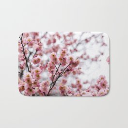 The First Bloom Bath Mat