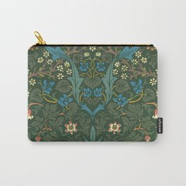 """William Morris """"Blackthorn"""" 1. Carry-All Pouch"""