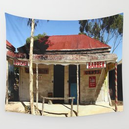 Old Tailem Bend - Australia. Wall Tapestry