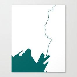 OSLO Canvas Print